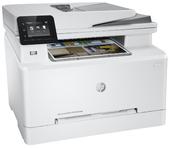 Цветное МФУ HP Color LaserJet Pro MFP M283fdn