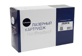 Картридж NetProduct(N-CE261A)  для HP CLJ CP4025/ 4525, C, 11K, восстановленный