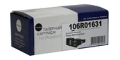 Тонер-картридж NetProduct (N-106R01631) для Xerox Phaser 6000/6010/WC6015, C, 1K