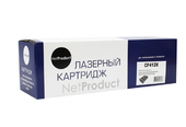 Картридж NetProduct (N-CF412X) для HP CLJ M452DW/DN/NW/M477FDW/477DN/477FNW, Y, 5K