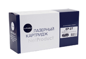 Картридж Canon MF 3110/3228/3240/LBP3200 (NetProduct) NEW EP-27, 2,5K