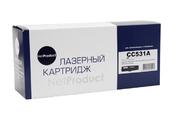 Картридж HP CLJ CP2025/CM2320/Canon LBP7200 (NetProduct) NEW CC531A/Canon718, C, 2,8K