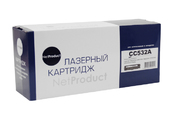 Картридж HP CLJ CP2025/CM2320/Canon LBP7200 (NetProduct) NEW CC532A/Canon718, Y, 2,8K