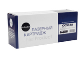 Картридж HP CLJ CP2025/CM2320/Canon LBP7200 (NetProduct) NEW CC533A/Canon718, M, 2,8K