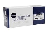 Картридж HP CLJ Pro 200 M251/MFPM276 (NetProduct) NEW №131X, CF210X, BK, 2,4K