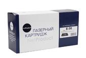 Картридж E30 Canon FC 200/210/220/230/330 (NetProduct) NEW E-30, 3K