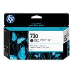 Картридж HP P2V65A для HP DesignJet T1700, Matte BK, 130ml