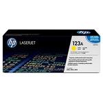 Картридж HP Q3972A для HP Color LaserJet 2550/2820/2840/2550L, Y, 2K