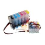 СНПЧ пустые Epson R270/295/390/T50 (T082) V6 с чипом HI-BLACK