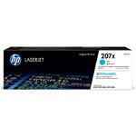 Тонер-картридж HP W2211X для HP Color LaserJet Pro M255, MFP M282/M283, C, 2,45K